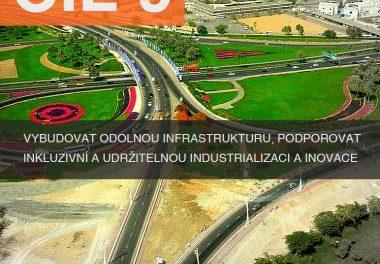 SDG 9: Digitalizace, industrializace a inovace