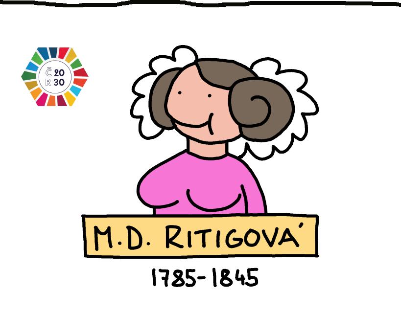 Magdalena Dobromila Rettigová: Revolucionářka vmezích zákona