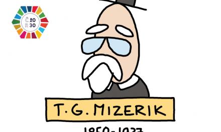 Tomáš Garrigue Masaryk: praotec Čechoslovák