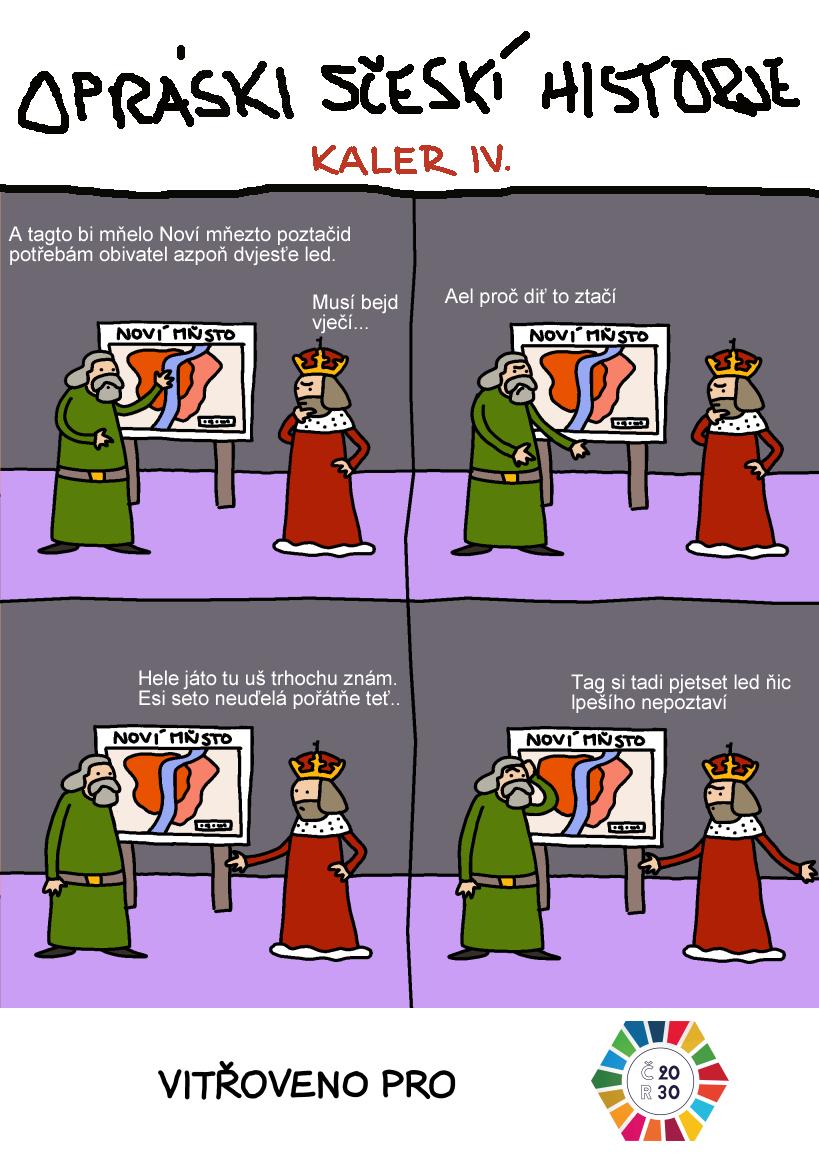 Karel IV., udržitelný rozvoj