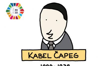 Karel Čapek: Pátečník nikoli zpátečník