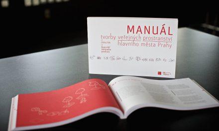 Manuál tvorby veřejných prostranství přináší do Prahy 21.století