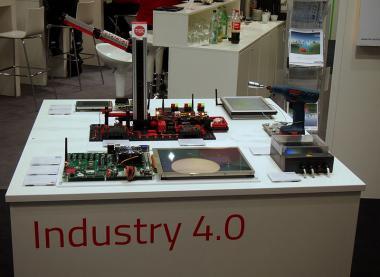 Průmysl 4.0: Další průmyslová revoluce na obzoru