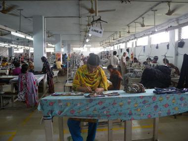 V textilu zAsie dovážíme nízké mzdy a ekologické škody