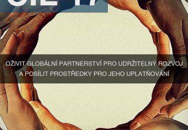 SDG 17: Partnerství ke splnění cílů udržitleného rozvoje