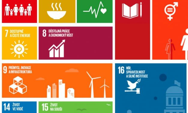 Češi si spojují Cíle udržitelného rozvoje SDGs hlavně se zdravím a pitnou vodou