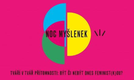 Feminismus jako téma Noci myšlenek