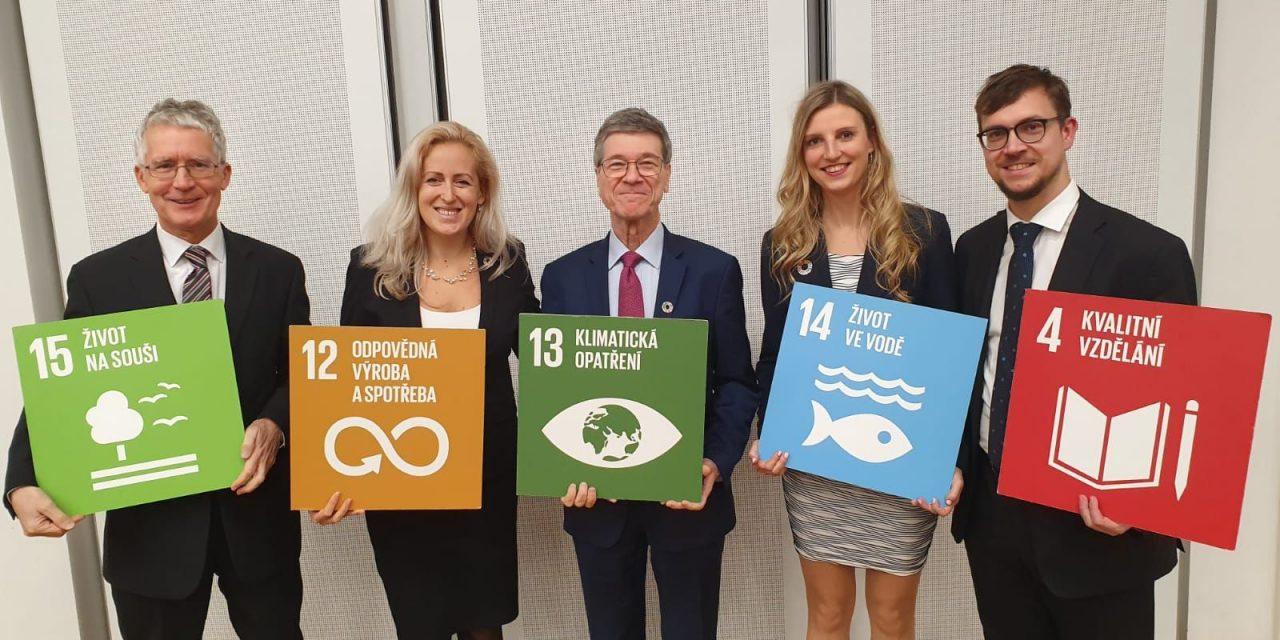 Fórum udržitelného rozvoje 2019