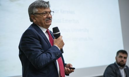 """Musíme si uvědomit, že příroda má hodnotu sama o sobě,"" vzkazuje maďarský profesor Sandor Kerekes"