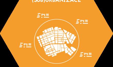 4.1 (Sub)urbanizace