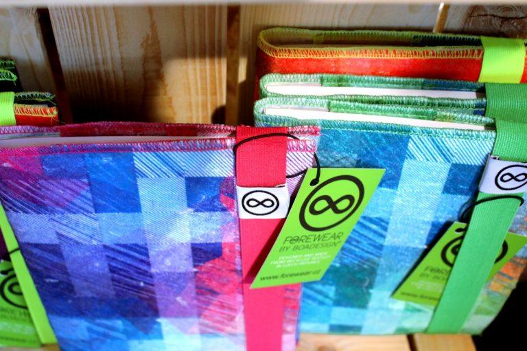 FOREWEAR – nový život pro nepotřebný textil