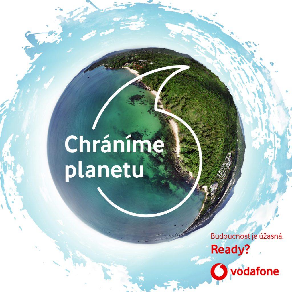 Vodafone zavádí kritéria udržitelnosti pro svůj dodavatelský řetězec